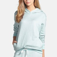 Make + Model Sparkle Fleece Pullover Hoodie | Nordstrom