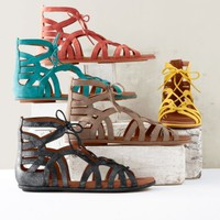 Gentle Souls Break-My-Heart Gladiator Sandals