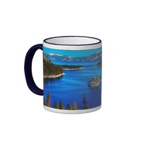 Emerald Bay, Lake Tahoe, California Coffee Mug