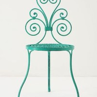 LaVersha Chair, Turquoise | Anthropologie