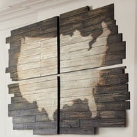 PLANKED USA PANELS