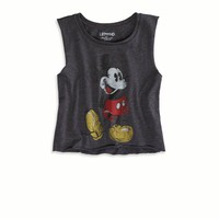 JUNK FOOD MICKEY MOUSE MUSCLE TANK