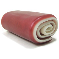 Cranberry Scented Soap, Goat Milk, Aloe, Soap Roll Up