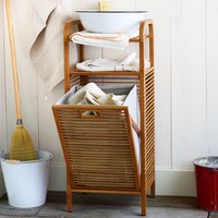 Bamboo Laundry Hamper - Ritz
