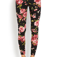 Sweet Floral Leggings