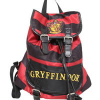 Harry Potter Gryffindor Slouch Buckle Bag