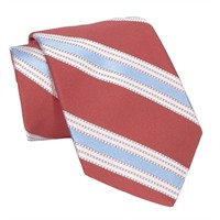 Ike Behar Liberty Stripe Woven Silk Tie at Von Maur