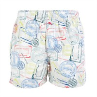 Tommy Bahama Tropical Passport Boxer at Von Maur