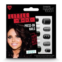 Jesy Nelson Press On Nails | Little Mix | Elegant Touch