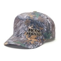 Metal Mulisha REALTREE SPOTTED CURVED HAT from Official Metal Mulisha Store