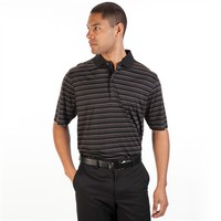 Greg Norman Play Dry® ML75 Fine Striped Polo at Von Maur