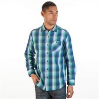 Tommy Bahama Island Modern Fit Cabin Plaid Shirt at Von Maur