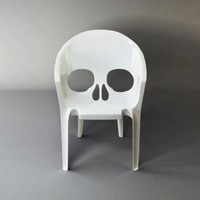 Skull Chair