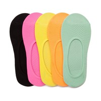 Womens Mesh Soft Liners 5 Pack