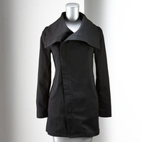 Simply Vera Vera Wang Solid Jacket - Women's