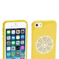 kate spade new york 'sparkle lemon' iPhone 5 & 5s case | Nordstrom
