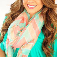 Free Flow Scarf: Multi