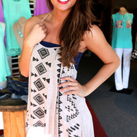 Cherokee Nation Tunic Tank