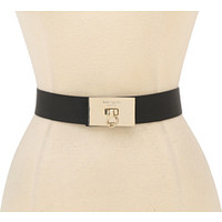 Kate Spade New York Turnlock Trouser Belt