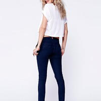 Free People Stella High Rise Skinny