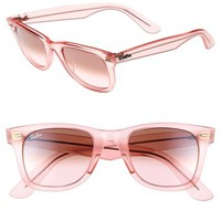 Ray-Ban 'Ice Pop Icon - Wayfarer' 50mm Sunglasses | Nordstrom