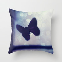 Enchanted Throw Pillow by RDelean