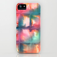 Wanderlust 5 iPhone & iPod Case by Schatzi Brown