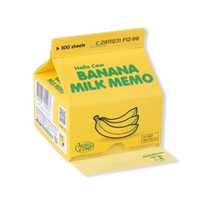 Banana Milk Notepad
