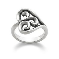 Swirl Heart Ring | James Avery