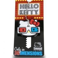 Hello Kitty 3D Key Cap by Loungefly