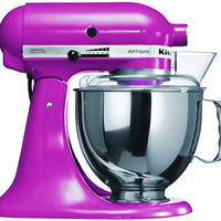 KitchenAid Artisan stand mixer in new colors 