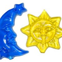 Soap Mold - Sun Moon