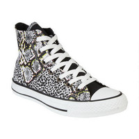 Converse Animal Print Hi-Top