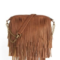 Steve Madden Boho Girl's Best Fringe Bag
