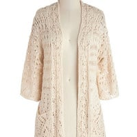 ModCloth 3 Breezy Beach Cardigan