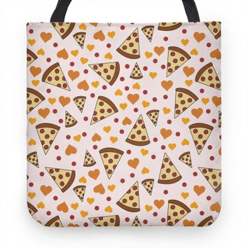 Pizza Love Tote