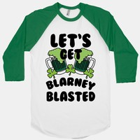 Let's Get Blarney Blasted