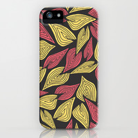 Spring Wind iPhone & iPod Case by Pom Graphic Design