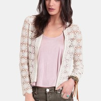 Harmonious Happenings Crocheted Jacket
