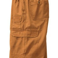 Boulder Creek Big  Tall Pigment-Dyed Knockaround Cargo Shorts