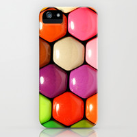 pencil colors iPhone & iPod Case by Ylenia Pizzetti