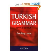 Turkish Grammar [Paperback]