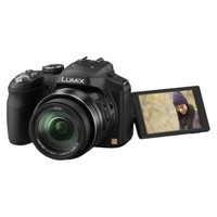 Panasonic LUMIX DMC-FZ200P 12.1MP Digital Camera with 24x Optical Zoom - Black