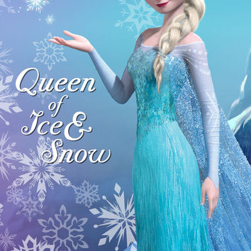 Queen of Ice and Snow by Frozen | DecalGirl