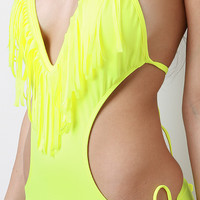 Pacific Sunset Monokini