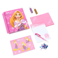 Disney Rapunzel Decorate a Notebook Set | Disney Store