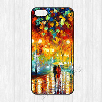 Painting iPhone 5 Case,water color paint rain tree Image printing iPhone 5 5s Case,watercolor Hard cover skin for iphone 5/5s cases,More
