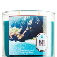14.5 oz. 3-Wick Candle Island Waters