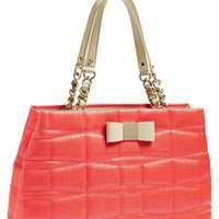 kate spade new york 'maryanne' straw tote | Nordstrom