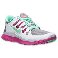 Women's Nike Free 5.0 Reflective Running Shoes
